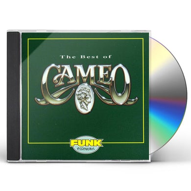 Cameo BEST OF CD