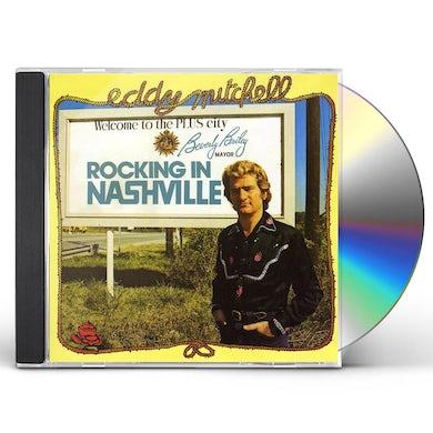 Eddy Mitchell ROCKING IN NASHVILLE CD