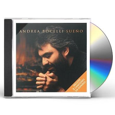 Andrea Bocelli SUENO CD