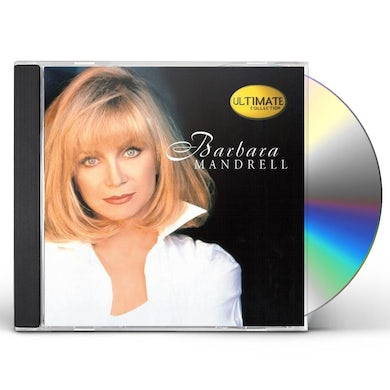 Barbara Mandrell ULTIMATE COLLECTION CD