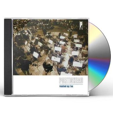 Portishead ROSELAND NYC CD
