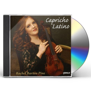 Rachel Barton Pine CAPRICHO LATINO CD