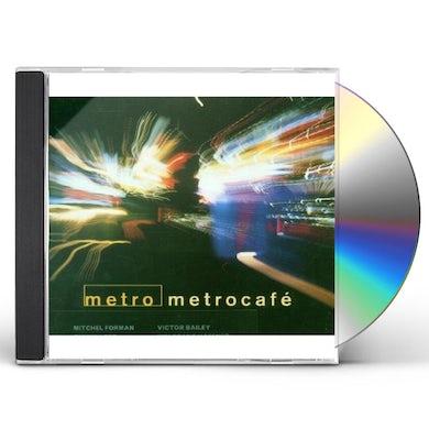 METROCAFE CD