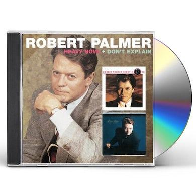 Robert Palmer HEAVY NOVA / DON'T EXPLAIN CD