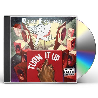 Rare Essence TURN IT UP CD