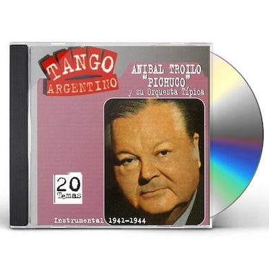 Anibal Troilo INSTRUMENTAL 1941-1944 CD