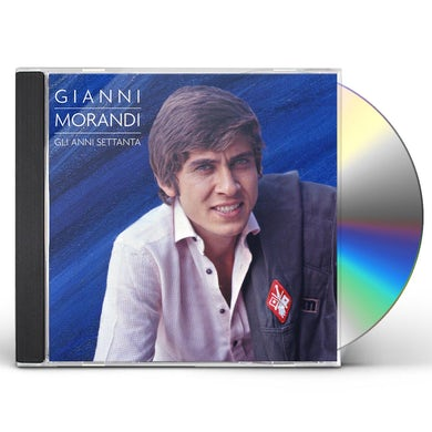 Gianni Morandi GLIANNISETTANTA CD