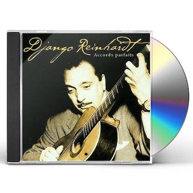 Django Reinhardt ACCORDS PARFAITS CD