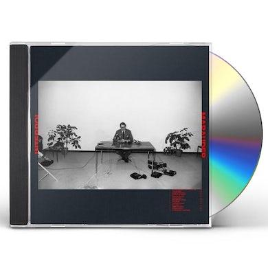 Interpol MARAUDER CD