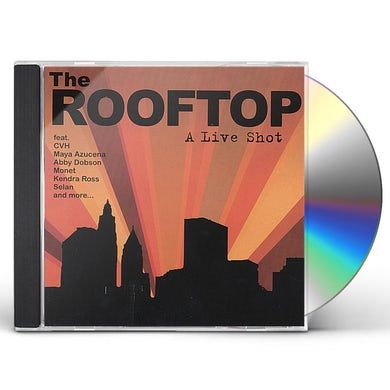 Rooftop LIVE SHOT CD