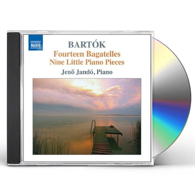 Bartok COMP PIANO MUSIC VOL 7 CD