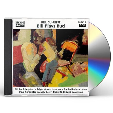 Bill Cunliffe BILL PLAYS BUD CD