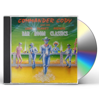 COMMANDER CODY BAR ROOM CLASSSICS CD