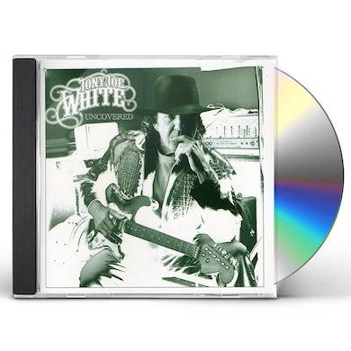 Tony Joe White UNCOVERED CD