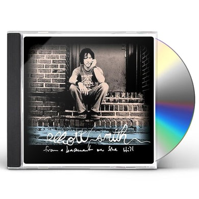 Smith  Elliott From A Basement On The Hill CD