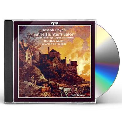 Haydn ANNE HUNTER'S SALON CD