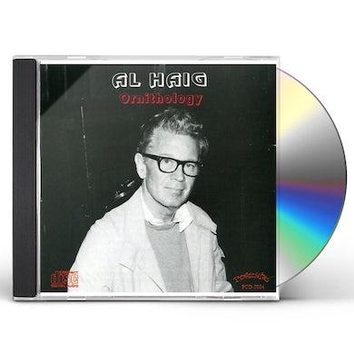 Al Haig ORNITHOLOGY CD