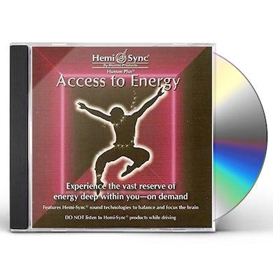 Hemi-Sync ZUGANG ZU ENERGIE (ACCESS TO ENERGY - GERMAN) CD