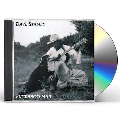 Dave Stamey BUCKAROO MAN CD