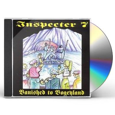 Inspecter 7 BANISHED TO BOGEYLAND CD