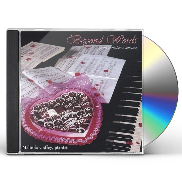 Melinda Coffey BEYOND WORDS CD