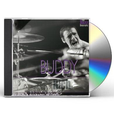 Buddy Rich JAZZ BIOGRAPHY CD