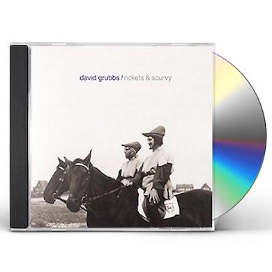 David Grubbs RICKETS & SCURVY CD