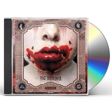 Pig Destroyer NATASHA CD