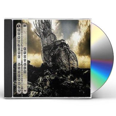 Front Line Assembly EPITAPH CD