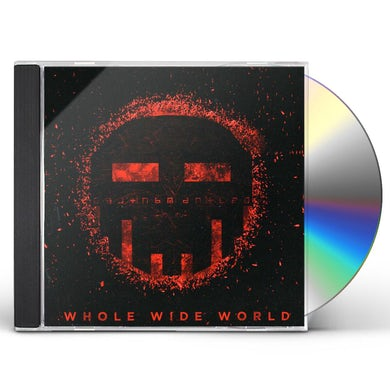 Dismantled WHOLE WIDE WORLD CD
