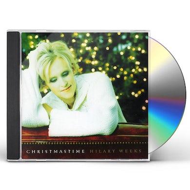 Hilary Weeks CHRISTMASTIME CD