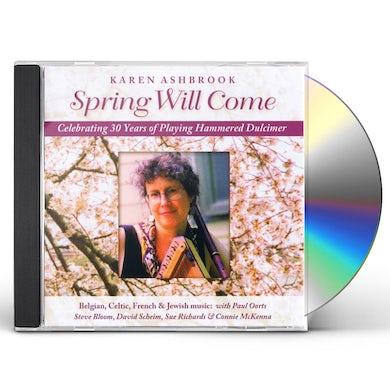 SPRING WILL COME CD