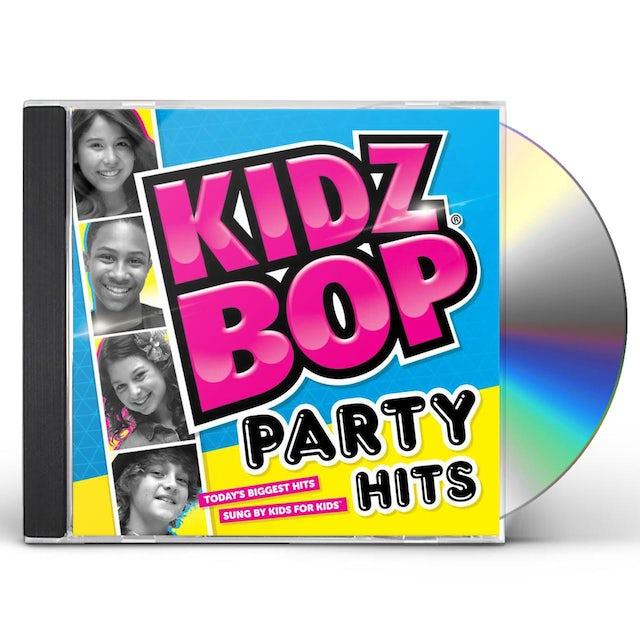 Kidz Bop PARTY HITS CD