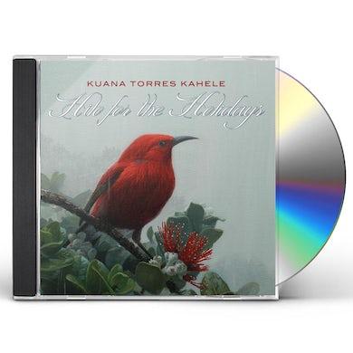 Kuana Torres Kahele HILO FOR THE HOLIDAYS CD