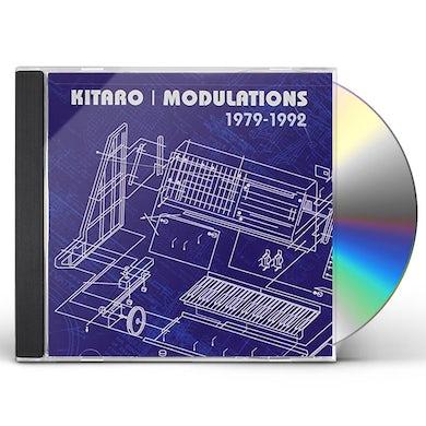 Kitaro MODULATIONS 1979-1982 CD
