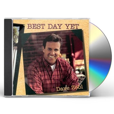 Dave Zobl BEST DAY YET CD