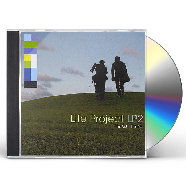 LIFE PROJECT: LP2 CD