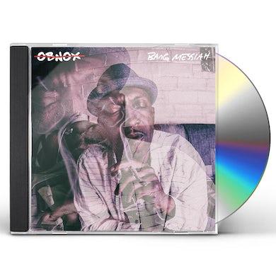 Obnox BANG MESSIAH CD