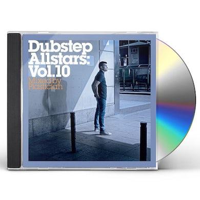 Plastician DUBSTEP ALLSTARS 10 CD