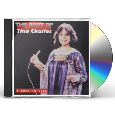 Tina Charles BEST OF CD