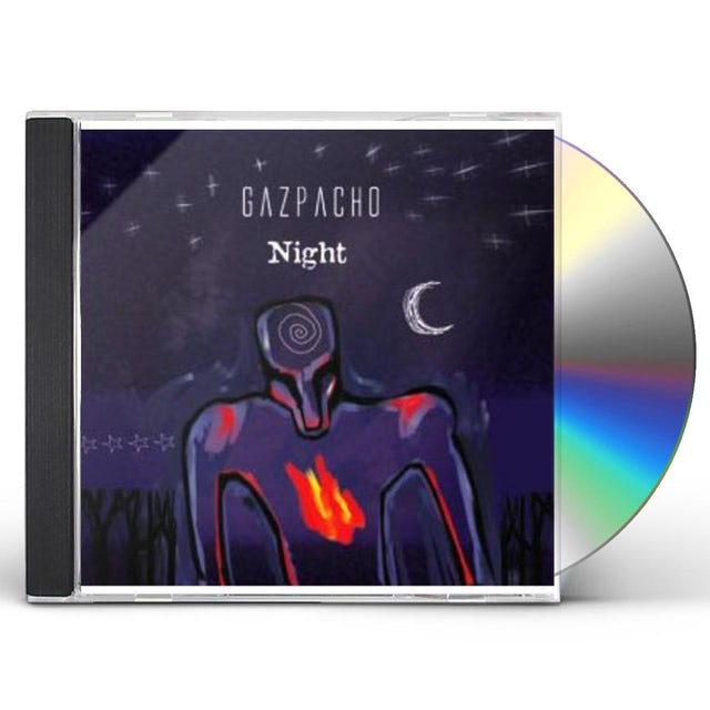Gazpacho NIGHT CD