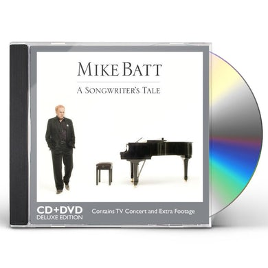 Mike Batt SONGWRITER'S TALE-BO CD
