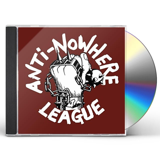 Anti-Nowhere League LONG LIVE THE LEAGUE CD