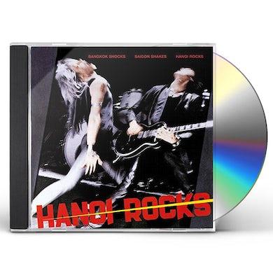 Hanoi Rocks BANGKOK SHOCKS SAIGON SHAKES CD