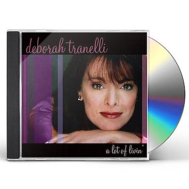 Deborah Tranelli LOT OF LIVIN CD