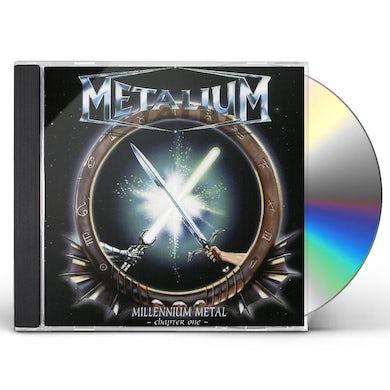 Metalium MILLIENNIUM METAL CD