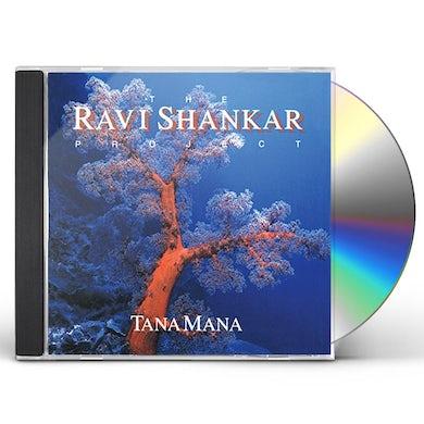 Ravi Shankar TANA MANA CD
