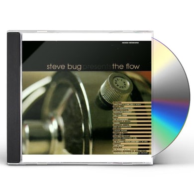 Steve Bug FLOW HOUSE CD