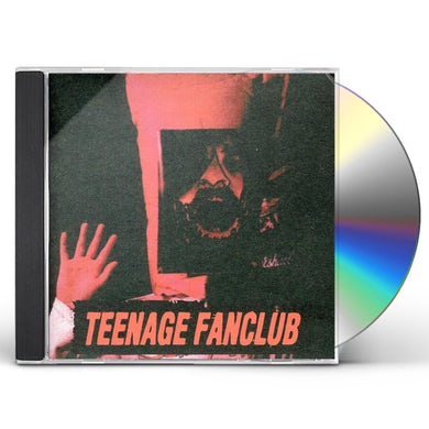Teenage Fanclub DEEP FRIED FANCLUB CD