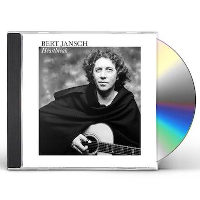 Bert Jansch  HEARTBREAK CD